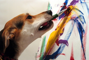 Painting Pooches